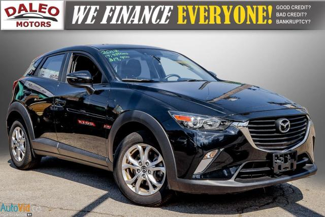 2017 Mazda CX-3 GS | LOW KMS | MOONROOF | NAVI | HEATED SEATS |