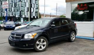 Used 2011 Dodge Caliber SXT for sale in Oshawa, ON