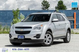Used 2015 Chevrolet Equinox LT-AWD-No accidents-Ontario Vehicle- LOW LOW kms for sale in Bolton, ON
