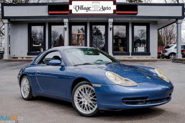 1999 Porsche 911 Carrera base