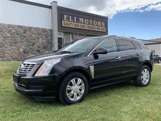 Used 2013 Cadillac SRX LUXURY AWD PANO ROOF BMS REAR CAMERA. for sale in North York, ON