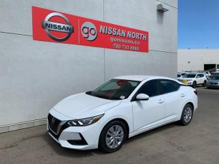 New 2020 Nissan Sentra S Plus for sale in Edmonton, AB
