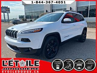Used 2018 Jeep Cherokee Limited 4x4 V6 Dem à Distance for sale in Jonquière, QC