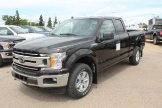 New 2020 Ford F-150 XLT 300A | 4x4 SuperCab | 2.7L EcoBoost V6 | Trailer Hitch | Rear View Camera | Remote Keyless Entry | for sale in Edmonton, AB