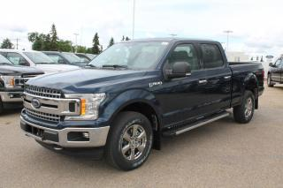 New 2020 Ford F-150 XLT 300A | 4x4 SuperCrew | 5.0L V8 Ecoboost | XTR PKG | Auto Start/Stop | Rear View Camera | Pro Trailer Backup Assist for sale in Edmonton, AB