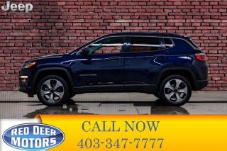 Used 2018 Jeep Compass 4x4 North Nav BCam for sale in Red Deer, AB