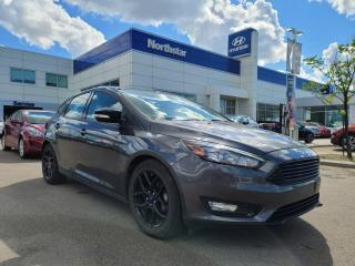 Used 2017 Ford Focus SEL for sale in Edmonton, AB