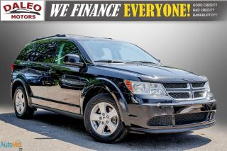 Used 2015 Dodge Journey SE Plus | 7 PASS | REAR A/C | ROOF LUGGAGE | | for sale in Hamilton, ON