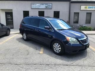 Used 2008 Honda Odyssey EX-L , LEATHER,SUNROOF,NO ACCIDENTS.. for sale in Burlington, ON