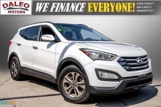 Used 2015 Hyundai Santa Fe Sport Luxury | PAN ROOF | LEATHER | BACK UP CAM | HEATED for sale in Hamilton, ON