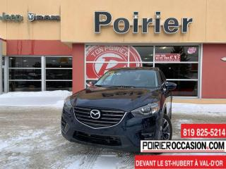 Used 2016 Mazda CX-5 GT 2.5L for sale in Val-D'or, QC