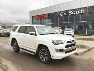 Used 2017 Toyota 4Runner LIMITED, 4WD, LEATHER for sale in Edmonton, AB