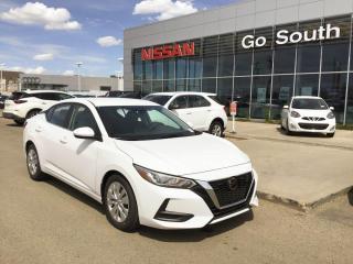 New 2020 Nissan Sentra S Plus 4dr FWD Sedan for sale in Edmonton, AB