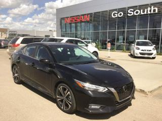 New 2020 Nissan Sentra S FWD PUSH START BACK UP CAMERA BLUETOOTH for sale in Edmonton, AB