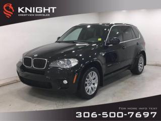 Used 2013 BMW X5 35i AWD | M Sport | Leather |Sunroof | Navigation | for sale in Regina, SK