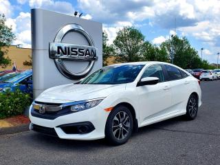 Used 2017 Honda Civic LX for sale in Drummondville, QC