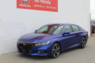 New 2020 Honda Accord Sedan DEMO SPECIAL! INCLUDES UNDERCOAT/MATS/3M for sale in Edmonton, AB