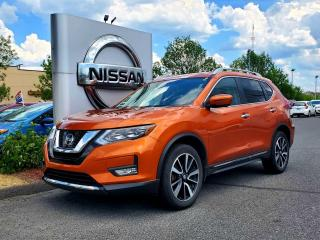 Used 2017 Nissan Rogue SL for sale in Drummondville, QC
