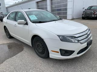 Used 2010 Ford Fusion SE | AS IS for sale in Harriston, ON