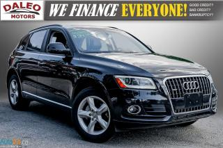 Used 2017 Audi Q5 2.0T Komfort | PANO ROOF | LEATHER | REAR HATCH | for sale in Hamilton, ON