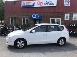 Used 2011 Hyundai Elantra Touring GLS Hatchback, $61 Bi-Weekly* OAC for sale in Kingston, ON