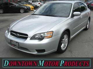 Used 2005 Subaru Legacy i for sale in London, ON