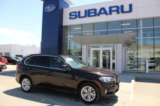 Used 2014 BMW X5 xDrive35d for sale in North Bay, ON