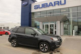 Used 2017 Subaru Forester TOURING for sale in New Liskeard, ON