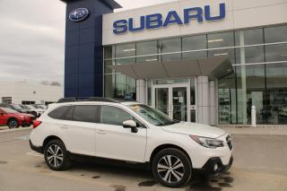 Used 2018 Subaru Outback 3.6R LIMITED W/TECH PKG for sale in North Bay, ON