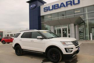 Used 2017 Ford Explorer LIMITED for sale in North Bay, ON
