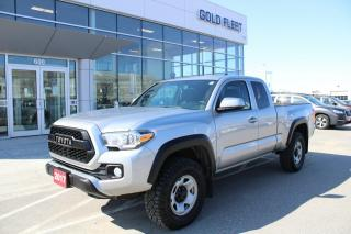 Used 2017 Toyota Tacoma V6 for sale in North Bay, ON