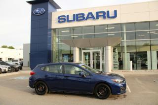 Used 2017 Subaru Impreza CONVENIENCE for sale in North Bay, ON