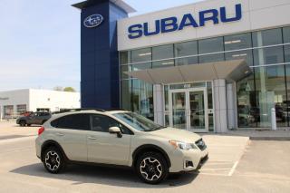 Used 2017 Subaru XV Crosstrek Limited for sale in North Bay, ON