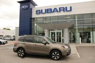 Used 2017 Subaru Forester TOURING for sale in North Bay, ON
