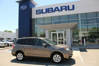 Used 2018 Subaru Forester CONVENIENCE w. Remote Start for sale in North Bay, ON
