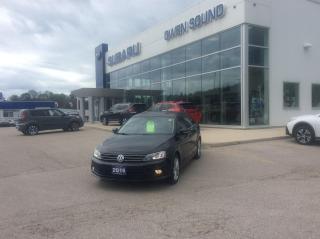 Used 2016 Volkswagen Jetta HIGHLINE for sale in Owen Sound, ON