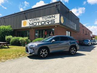 Used 2017 Lexus RX 350 Touring/AWD/Nav/B.Cam/LED/BSM/ICC/NoAcc for sale in North York, ON