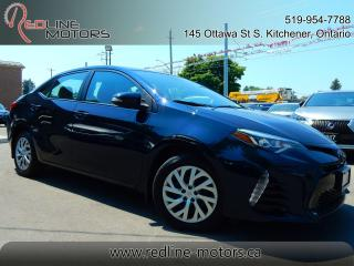 Used 2017 Toyota Corolla SE w/ToyotaSense. for sale in Kitchener, ON