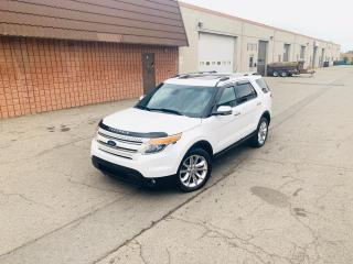 Used 2013 Ford Explorer LIMITED | NAVI | CAM | AWD for sale in Burlington, ON