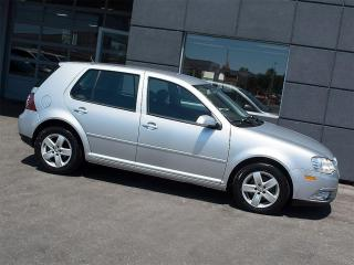 Used 2008 Volkswagen City Golf ALLOYS|5 SPEED MANUAL for sale in Toronto, ON