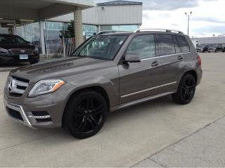 Used 2013 Mercedes-Benz GLK-Class GLK 350 for sale in Tilbury, ON