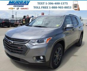 New 2020 Chevrolet Traverse RS AWD/ HEATED SEATS/ TOW PKG/ 7-PASSENGER for sale in Estevan, SK