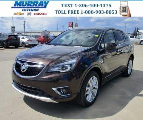 New 2020 Buick Envision Premium AWD/ HEATED LEATHER/ REMOTE START/ HEATED for sale in Estevan, SK