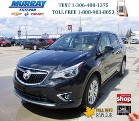New 2020 Buick Envision Essence AWD/ HEATED SEATS/ REMOTE START/ HEATED WH for sale in Estevan, SK
