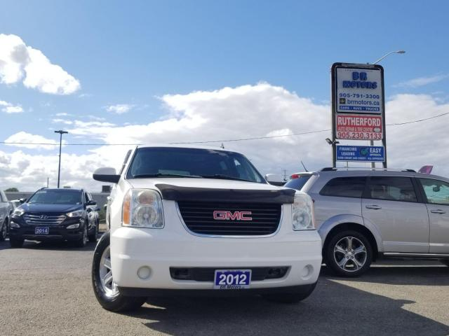 2012 GMC Yukon SLE 9 SEATER NO ACCIDENTS CARFAX CLEAN