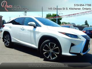 Used 2016 Lexus RX 350 Luxury.Navigation for sale in Kitchener, ON