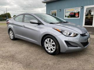 Used 2016 Hyundai Elantra GL for sale in Brockville, ON