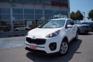 Used 2017 Kia Sportage LX for sale in Pickering, ON
