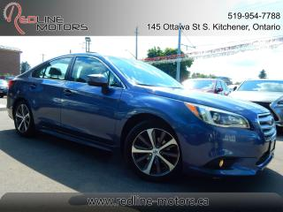 Used 2016 Subaru Legacy 2.5i w/Limited & Tech Pkg for sale in Kitchener, ON