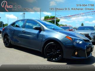 Used 2015 Toyota Corolla S.Automatic.ReverseCam.Bluetooth.HeatedSeats for sale in Kitchener, ON